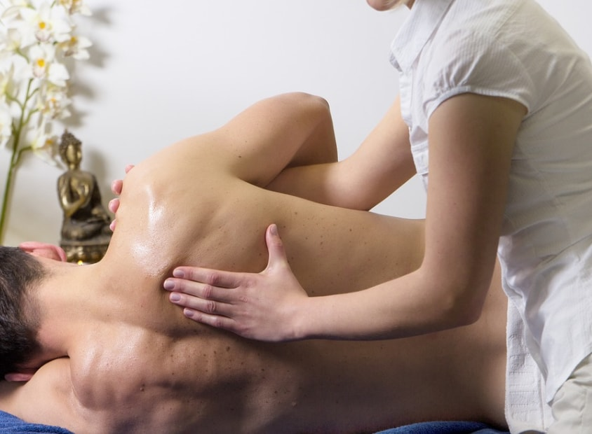 Massage Aids Recovery By Acting Anti-Inflammatory